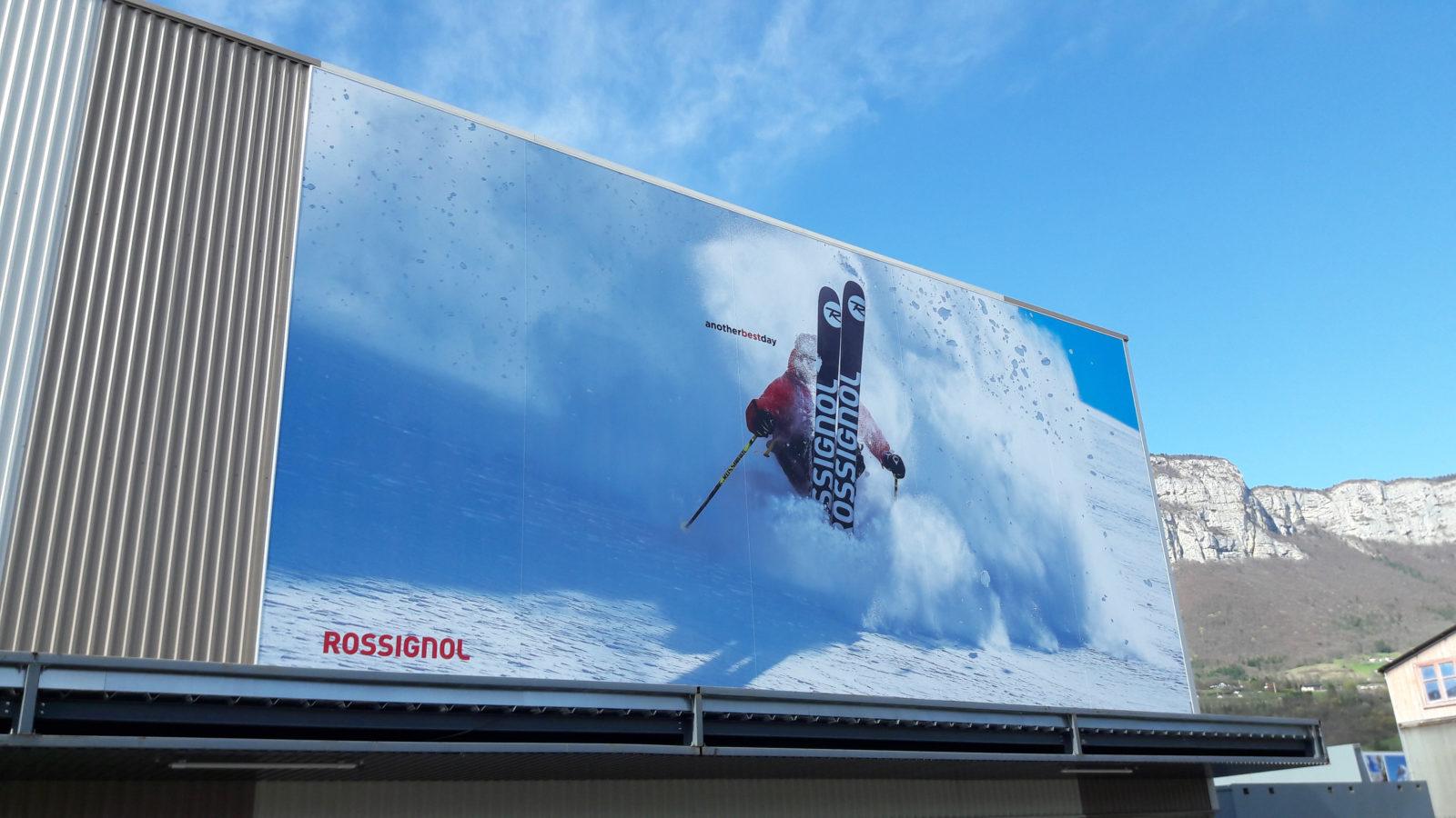 SlimBox Exchange ou Toile Tendue Rossignol pour Ekosport