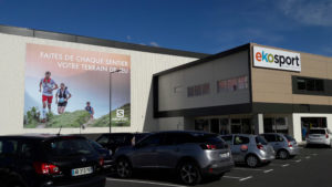 SlimBox Exchange Salomon pour Ekosport
